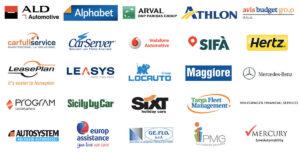 Tutte le più importanti leasing companies e società di fleet management sono convenzionate con costanzo pneumatici. Elenco