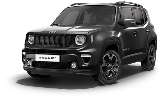 cambio gomme jeep renegade